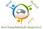 Smart Green Batteries EV